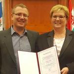 A Szolidaritás 2019-ben is Németh Angélát ajánlja polgármesternek